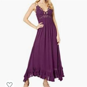 Free people fit and flare dress